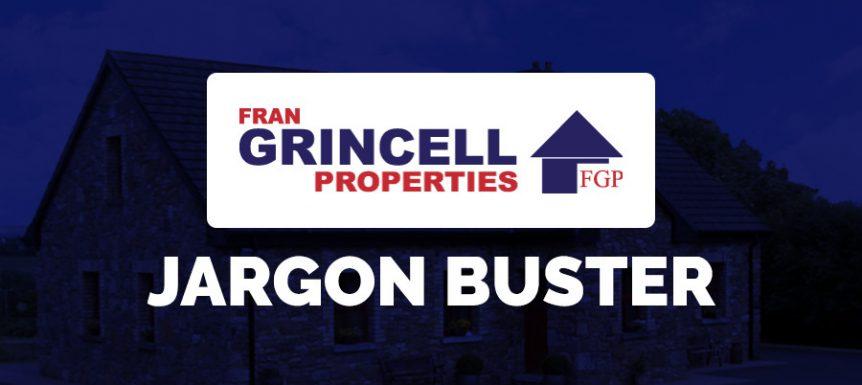 Property Market Jargon Buster